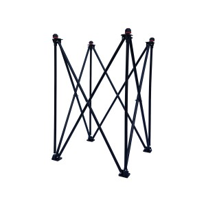 Stojak do gry carrom Easy Folding Stand